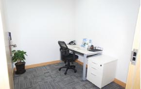 英麦格商务中心一般员工单人办公室
