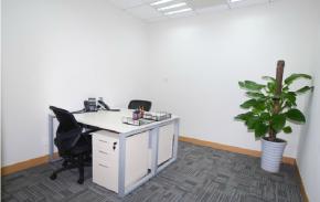 英麦格商务中心两人办公室