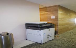 英麦格商务中心公用复印机